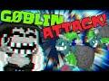 OMG LOL GOBLIN ATTACK!!!  2017 | Growtopia 🚸