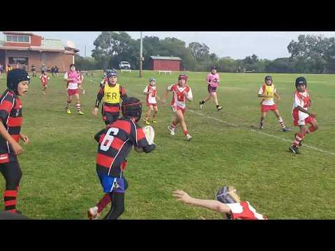 u10 south perth lions vs Kwinana willagee pt 2
