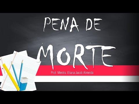 Temas Prováveis para Redação do ENEM 2015 - #1 Pena de Morte - Eliana Jacob [HD]