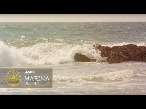 At Home, on the Water at AMLI Marina Del Rey