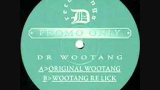 Ray Keith (DR Wootang) - Original Wootang