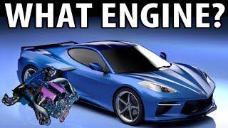 C8 Corvette to receive LT Series V8 engine