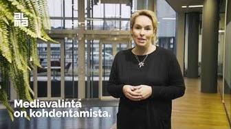 Alma Media - Kohdennettu mainonta