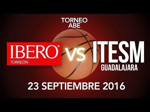 Ibero vs ITESM Guadalajara