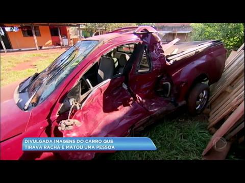 Suspeito de matar uma pessoa durante racha de carro é identificado