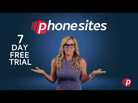 PhoneSites - Creator of The 5 Minute Sales Funnel