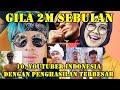- YOUTUBER INDONESIA PENGHASILAN TERTINGGI  - Subscriber & Pendapatan terbanyak 2021