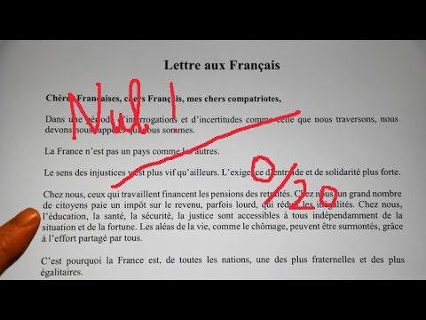 Lettre De Macron Triste Sire Louis Vxi Le Retour