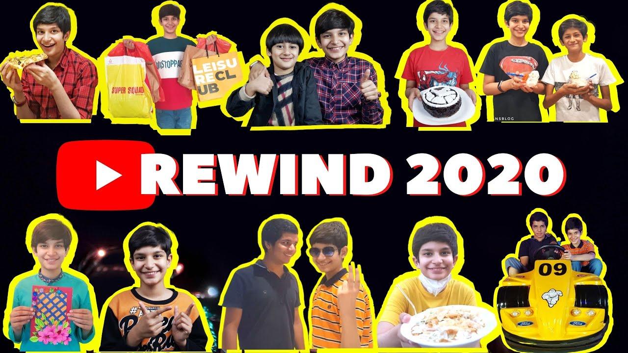 My Youtube Rewind 2020 Youtube