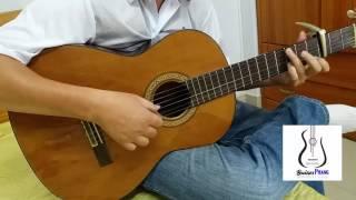 Bài thánh ca buồn guitar solo