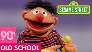 Sesame Street: Guess Who Game with Ernie | #ThrowbackThursday