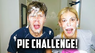 PIE IN YOUR FACE CHALLENGE  DARE! (DAY 163)