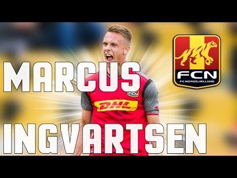 Marcus Ingvartsen – FC Nordsjaelland   Goals 2016/2017!