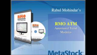 A First-Hand Demonstration of the MetaStock RMO - Presented by Rahul Mohindar