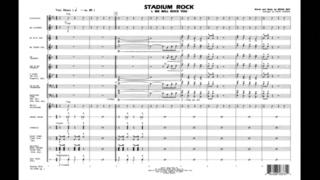 Stadium Rock arranged by John Higgins