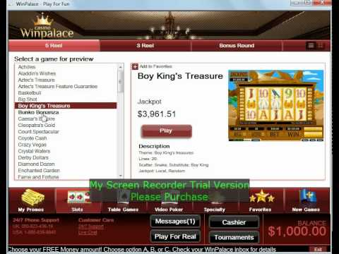 Online slots BIG WIN 10 euro bet - Lucky Ladys Charm HUGE WIN from YouTube · Duration:  4 minutes 45 seconds  · 21 000+ views · uploaded on 06/02/2017 · uploaded by Casinodaddy Gambling Channel