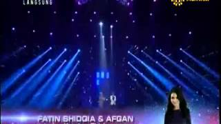 Katakan Tidak Fathin feat Afgan