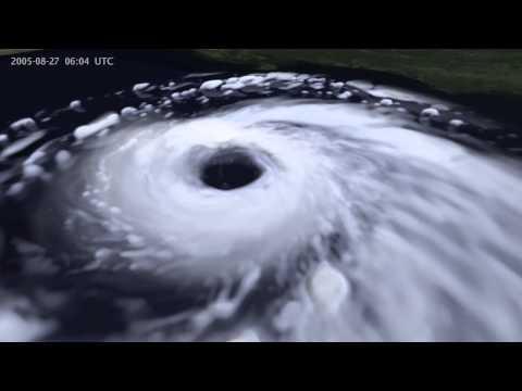 Hurricane Katrina NCSA NCAR