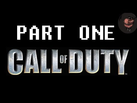 Call of Duty {2003} (PART 1) [Basic Training US Campaign] Ultra Settings