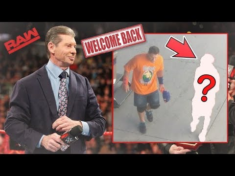 WILL THIS FIRED WWE SUPERSTAR RETURN TO WWE AFTER BEING FOUND INNOCENT?!? (WWE RETURNS) (WWE RAW)