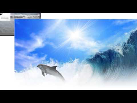Клип Ангел А - Все дельфины в ураган