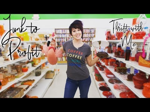 "Turning Goodwill ""Junk"" to Profit 