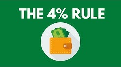 What Is The 4% Rule? How Much Money Do I Need To Retire?