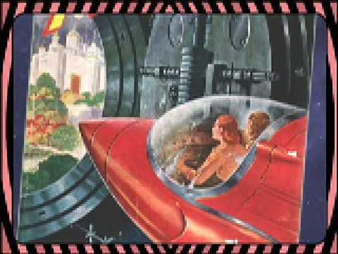 """CONNEE ALLEN -""""Rocket 69"""" (1951)"""