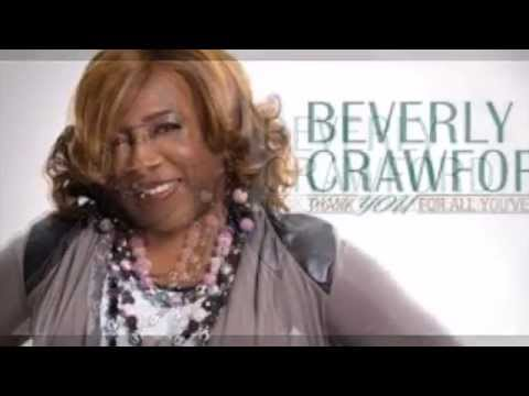 Anyhow Praise - Beverly Crawford - Thank You For All You've Done (cd), 2014