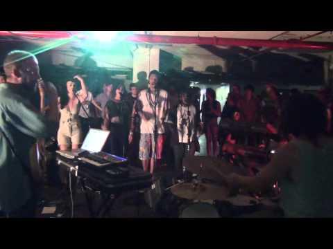 Hiatus Kaiyote - 'The World It Softly Lulls' - live in the Boiler Room