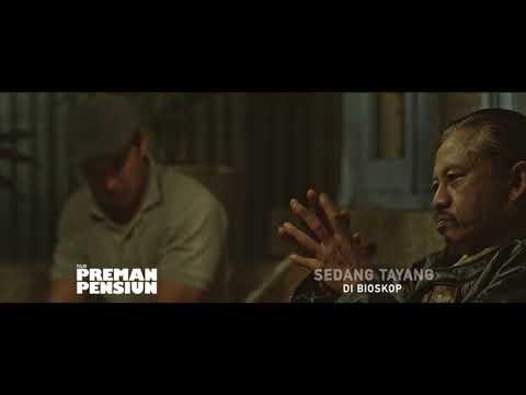 Kang Bahar Di Hati Pikiran Muslihat Film Preman Pensiun Sedang Tayang Di Bioskop
