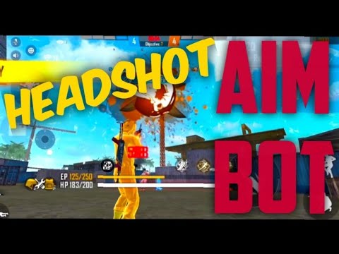 HEADSHOT   AIM BOT   FF   BLACK SQUAD  