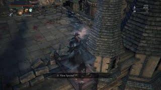 Bloodborne - Easy Djura Kill