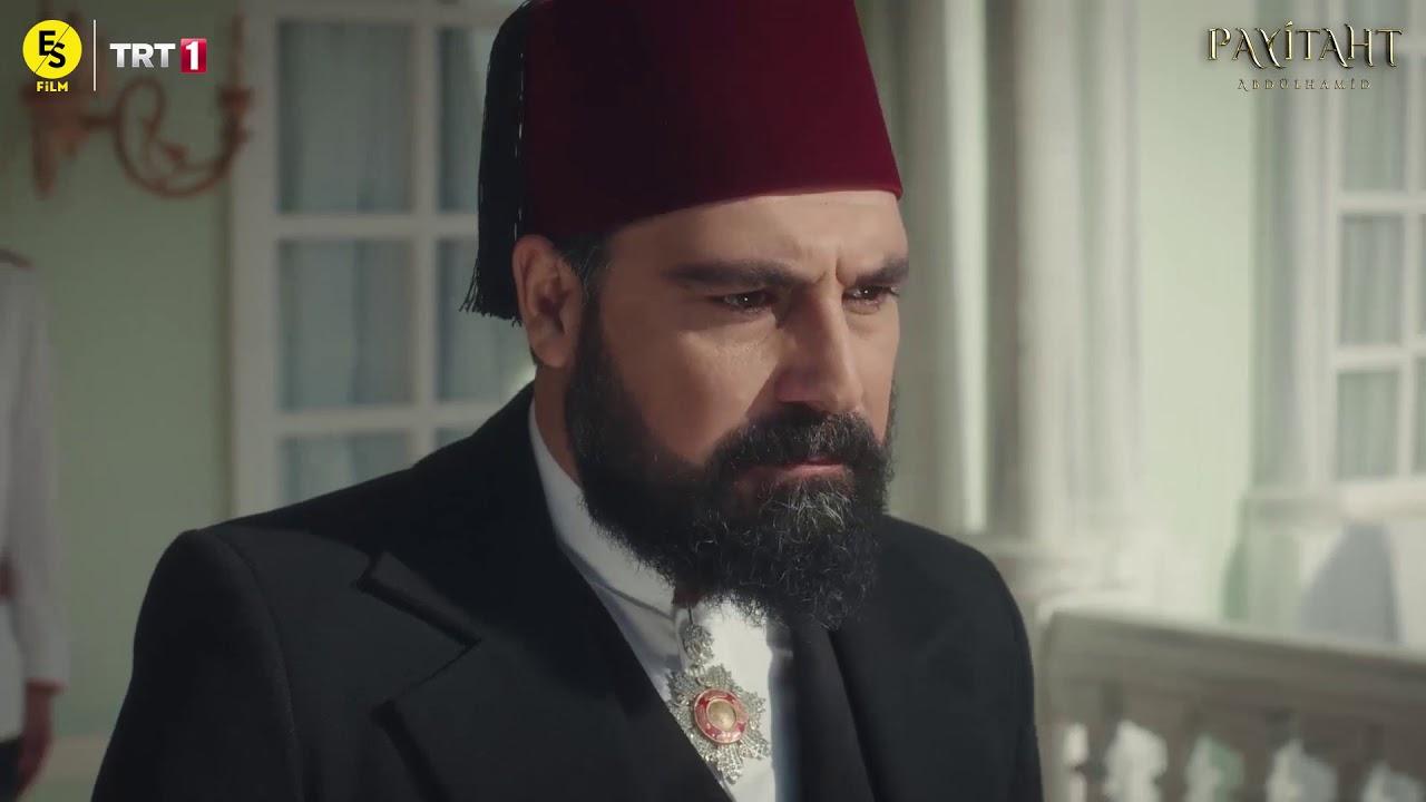 """Payitaht Abdülhamid 28. Bölüm - """"Hakkımı helal etmiyorum!"""""""