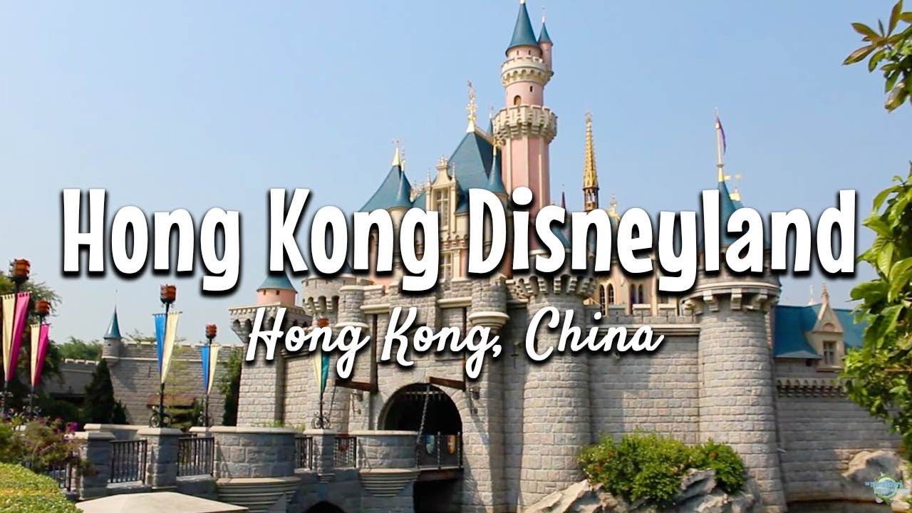 The Travel Agent's Guide To Hong Kong Disneyland!
