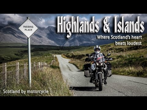 Trailer - Highlands & Islands (Scotland by motorcycle)