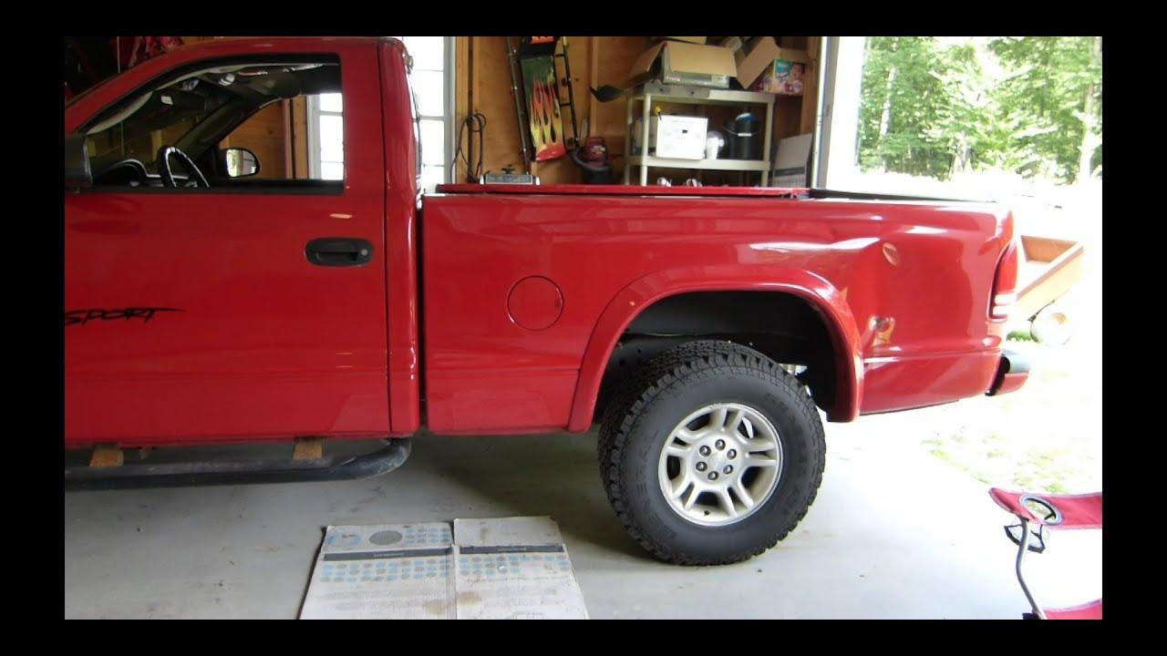 dodge dakota gas tank strap replacement highlights [ 1280 x 720 Pixel ]