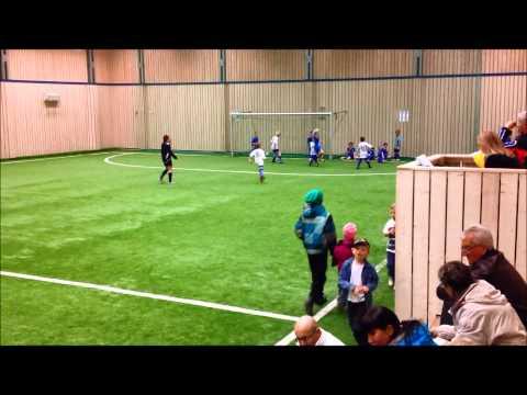 Vallens IF Vs Hindås IF i Alehallen Cup den 31 mars 2012