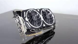 MSI GeForce GTX 1070 TI ARMOR 8192MB: обзор и тестирование в майнинге и играх