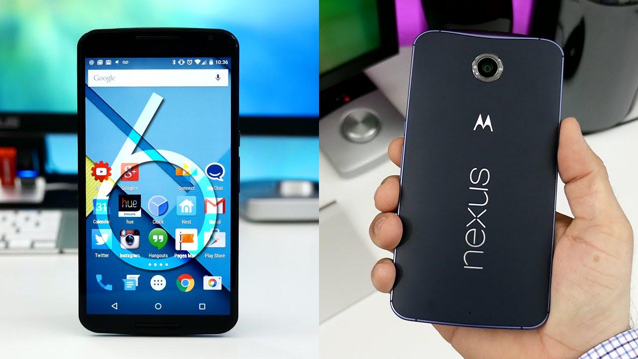 Nexus 6 Review!