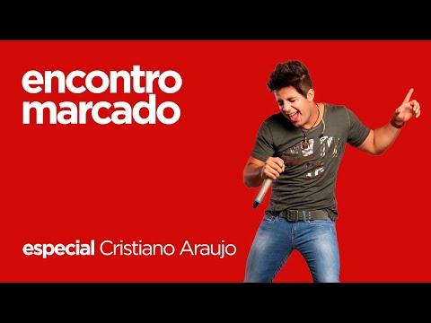 || ENCONTRO MARCADO POSITIVA || Crisitiano Araújo - Hoje eu sou seu meu bem