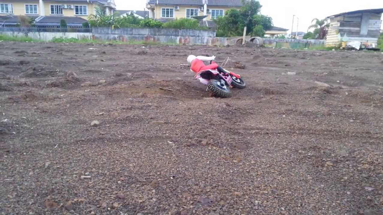 Super Rc Sr4 Rc Dirt Bike Youtube