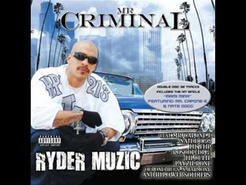 Mr Criminal-What's My Name