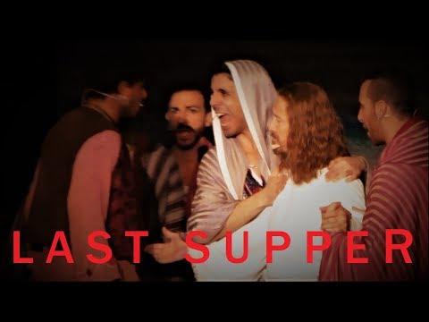 Ted Neeley - The Last Supper. Jesus Christ Superstar. Rotterdam. 07.05.17.