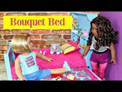 diy-american-girl-doll-bouquet-bed-&-trundle