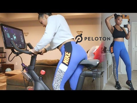 PELOTON FIRST IMPRESSIONS | EVERYTHING YOU NEED TO KNOW!