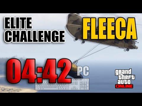The Fleeca Job - Elite Challenge - 04:42 (PC)