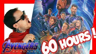 Drawing Avengers: Endgame Official Poster Trailer Tribute Epic Medley Orchestral theme! | Marvel |