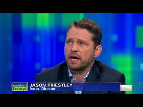 Jason Priestley on his racing accident