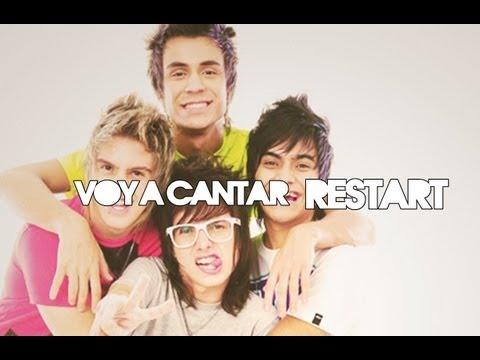 CANTAR RESTART BAIXAR MUSICA VOU